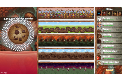 Cookie Clicker: The Latest Video Game Crack? - AOL Games