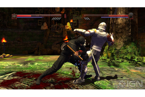 Deadliest Warrior Screenshots, Pictures, Wallpapers - Xbox ...
