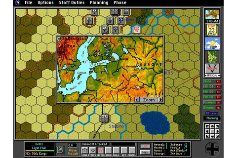 Download V for Victory: D-day Utah Beach strategy for DOS ...
