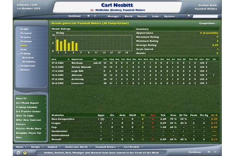 Football Manager 2006 - Free Download