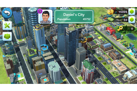 SimCity BuildIt – Games for Android – Free download ...