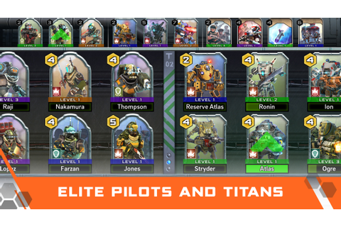 Titanfall is coming to mobile devices as a real-time ...