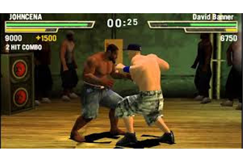 Def Jam Fight for NY PPSSPP ISO Game For Android
