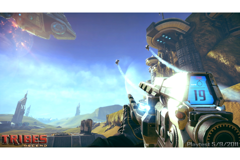 Tribes: Ascend PTS update #2 news - Mod DB