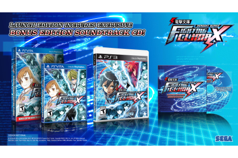 Review - Dengeki Bunko: Fighting Climax PSP - Simple ...