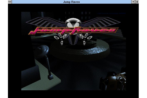 Jump Raven Download (1994 Arcade action Game)