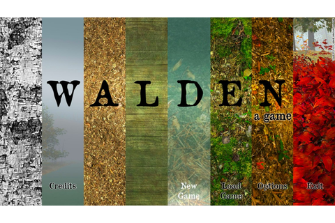Walden, the anti-video game video game - CNN