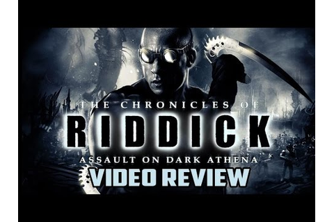 The Chronicles of Riddick: Assault on Dark Athena Review ...