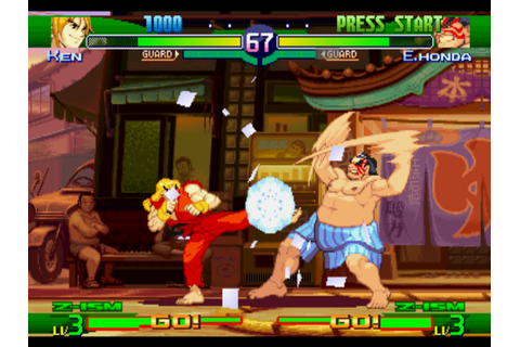 Street Fighter Alpha 3 Screenshots for PlayStation - MobyGames