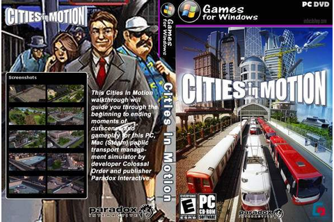 Download Cities in Motion Game PC - Com-HF | All About ...