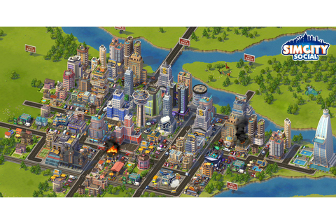 Social City map game - Google Search | 游戏地图 | Sims city ...