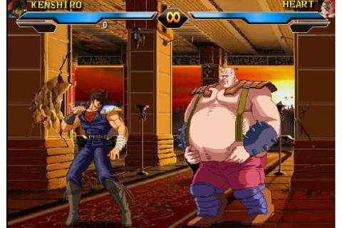 Hokuto No Ken Fighting | Free Fighting Games