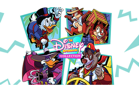 The Disney Afternoon Collection - FREE DOWNLOAD | CRACKED ...