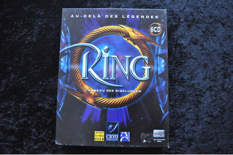 Ring L Anneau Des Nibelungen PC Big Box - Retrogameking ...