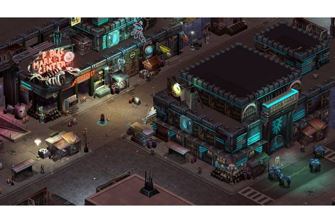 Shadowrun Returns Review (PC/Mac) - Paste