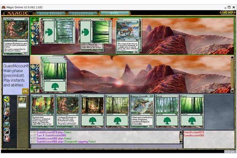 Magic The Gathering Online Download Free Full Game | Speed-New