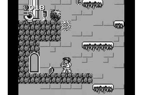 Kid Icarus: Of Myths and Monsters (Game Boy) with ...