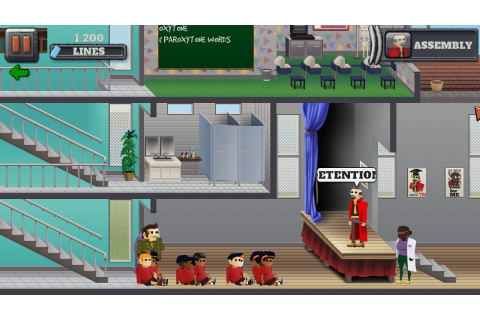 Save 40% on Skool Daze Reskooled on Steam