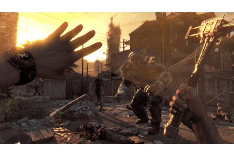 Dying Light gameplay video: 90+ minutes of the open-world ...