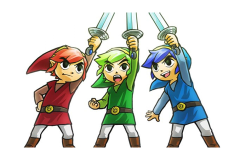 E3 2015: Zelda: Tri Force Heroes Has a PVP Mode - IGN