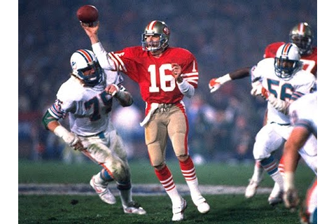 Joe Montana Career Highlights | NFL - YouTube