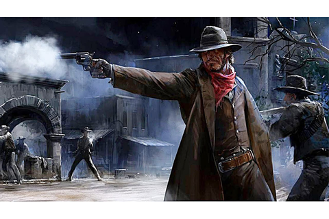 15 Best Wild West Games That Let You Play As A Gunslinger ...