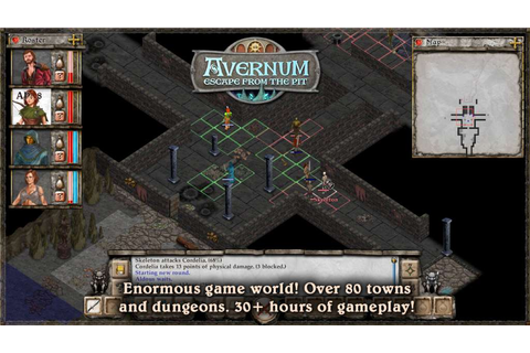 Avernum: Escape From the Pit Steam Gift | Buy on Kinguin.net