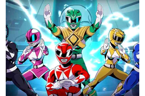 'Mighty Morphin Power Rangers: Mega Battle' Game Review ...