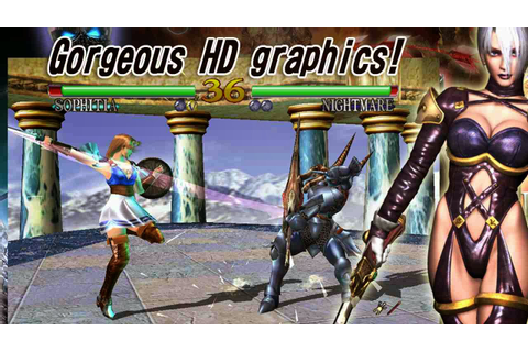 Soul Calibur for Android Phones, Review,System ...