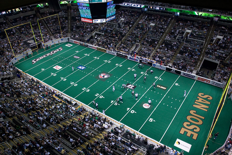 Indoor American football - Wikipedia