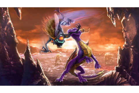 Spyro The Dragon Wallpapers - Wallpaper Cave