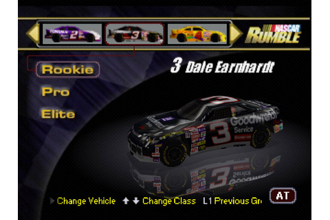 Download Nascar Rumble PS1 ISO Full Version - Space X Zone