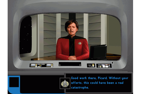 "Star Trek: The Next Generation - ""A Final Unity ..."