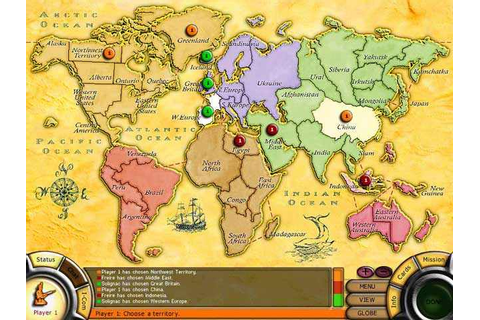 Risk 2. Free download Risk game.