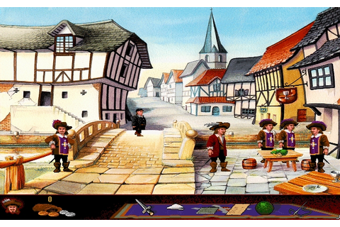 Download Touché: The Adventures of the Fifth Musketeer ...