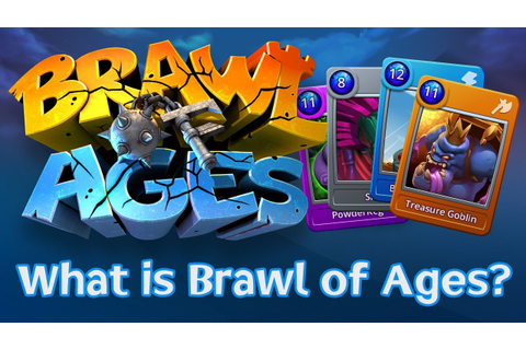 What is Brawl of Ages? - YouTube