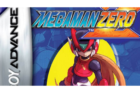 CGR Undertow - MEGA MAN ZERO review for Game Boy Advance ...