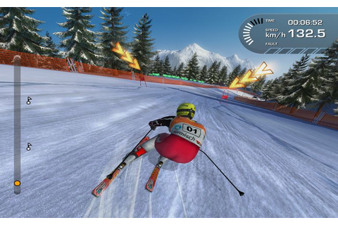 alpine ski racing 2007 full version