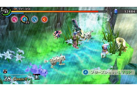 Nayuta no Kiseki (Japan) ISO
