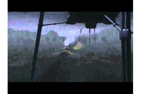 Jeff Wayne War of the Worlds PC Game Intro Video - YouTube