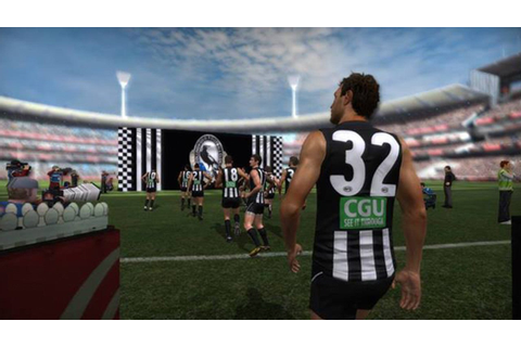 AFL Live 2 Gets a 2014 Season Update - IGN