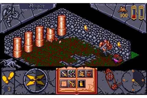 Abandonware Games / Hero Quest Ii Legacy Of Sorasil