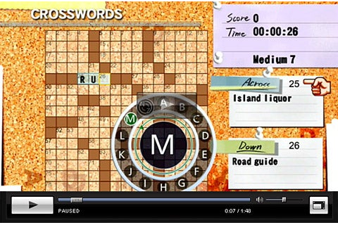 Coffeetime Crosswords Review - IGN