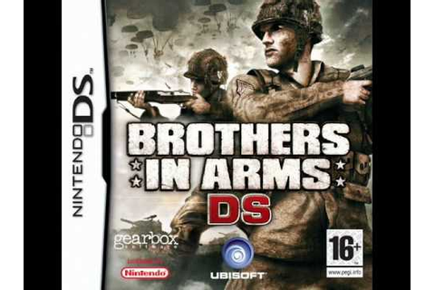 Brothers In Arms (Hour of Heroes) - iPhone & Nintendo DS ...
