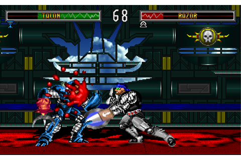 Blood Storm (v2.22) ROM Download for MAME - Rom Hustler