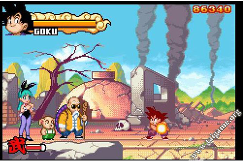 Dragon Ball: Advanced Adventure - Download Free Full Games ...