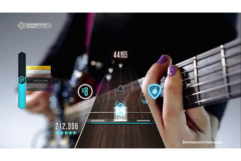 Guitar Hero Live Preview (PlayStation4, Xbox One, Wii U)