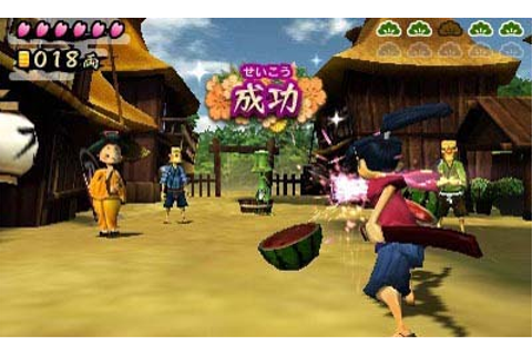 Sakura Samurai: Art of the Sword [Decrypted] 3DS (EUR) ROM ...