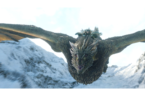 'Game of Thrones': Jon Snow's Epic Dragon Joyride Won't Be ...