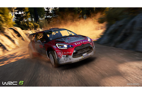 World Rally Championship 6 Game Review | Play3r